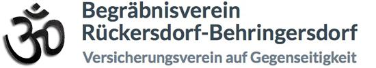 Begräbnisverein Rückersdorf-Behringersdorf